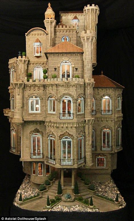 biggest doll houses world s most expensive dollhouse worth 8 5 million goes on display daily mail online