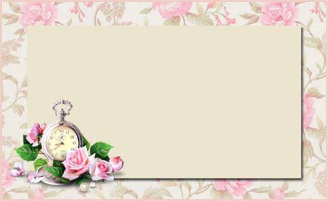 imagenes de flores para invitaciones fondo para tarjetas de flores imagui