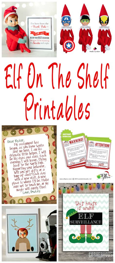 elf on the shelf introduction printables search results for editable printable elf on the shelf