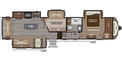 montana rv floor plans 2017 keystone montana 3950br trailer reviews prices and