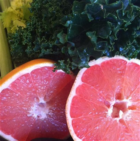 The 7 Day Grapefruit Detox by Juice Cleanse Day 7 Grapefruit Green Juice Recipe