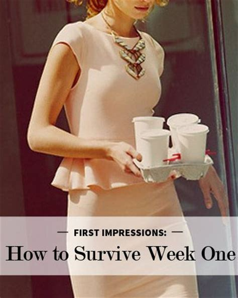 One Of The Best Weeks In The Whole Year Fashion Week by Impressions How To Survive Week One It S Your