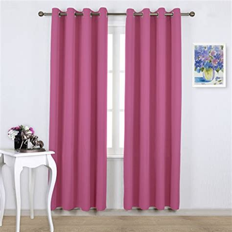 blackout curtains for girls room nicetown blackout draperies for girls room thermal