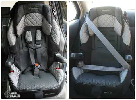 eddie bauer deluxe harness booster car seat eddie bauer deluxe highback 65 review car seats for the
