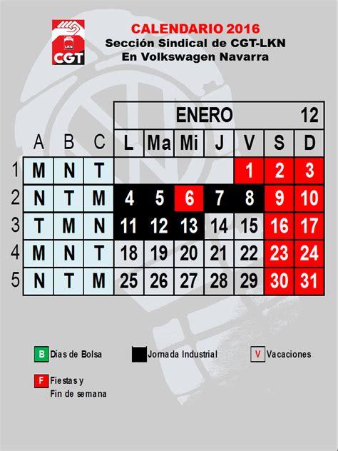 Calendario Definitivo Modificaci 211 N Calendario Definitivo De Enero Y