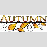 Autumn Clip Art of a Basket of