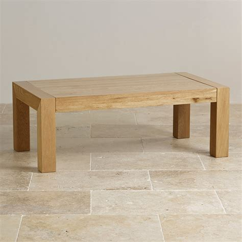 solid oak coffee table fresco solid oak coffee table by oak furniture land