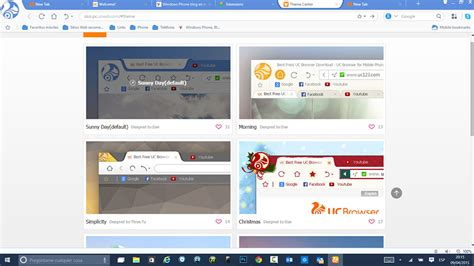 themes for uc browser java uc browser ahora disponible en su versi 243 n de escritorio
