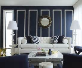 great wall chic room navy s got class