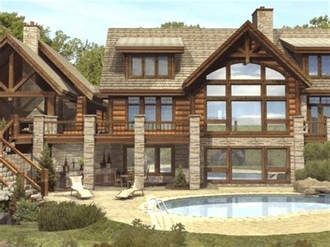luxury log cabin home plans custom log homes luxury log big log cabins large log cabin home plans timber log home
