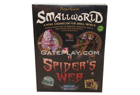 small world  spiders web philippe keyaerts andrew