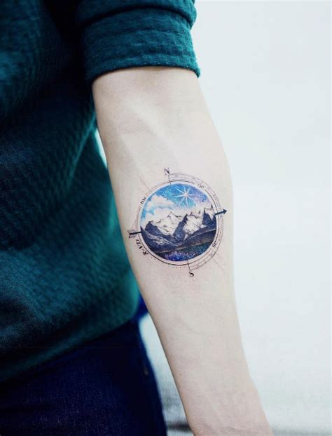 moutain tattoo the ultimate guide to mountain tattoos 70 photos