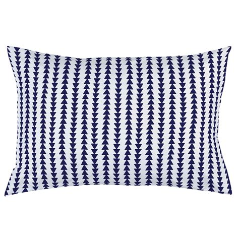 Pillow Cases by Navy Arrow Stripe Pillow Carousel Designs