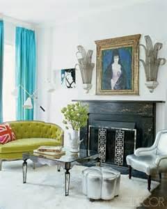 Jonathan Adler Home Decor Elle Decor Jonathan Adler Living Room Colour Schemes