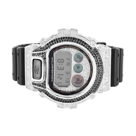 Casio G Shock Dw6900 Black White 22 best custom iced out casio gshock dw6900 ga100 ga200