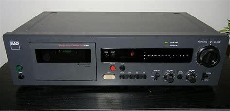 nad cassette deck nad 6300 cassette deck nad gallery 2012 05 07 05 28
