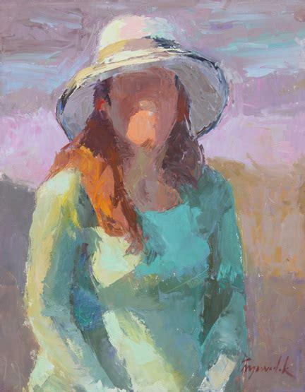 W Painting Technique by Camille Przewodek S Color