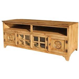 rustic pine collection gregorio tv stand com560