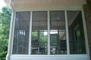 Best Window Treatments For Casement Windows - diy ezebreeze windows and doors the best of a screened in porch and a sunroom traditional
