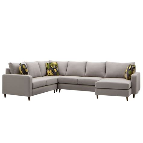 how do you spell chaise longue baxter modular sofa with chaise grey dots and cushions