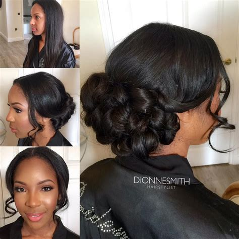 bride hairstyles instagram 136 likes 2 comments dionne smith dionnesmithhair on