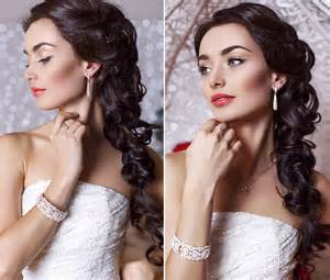 Galerry acconciature laterali sposa