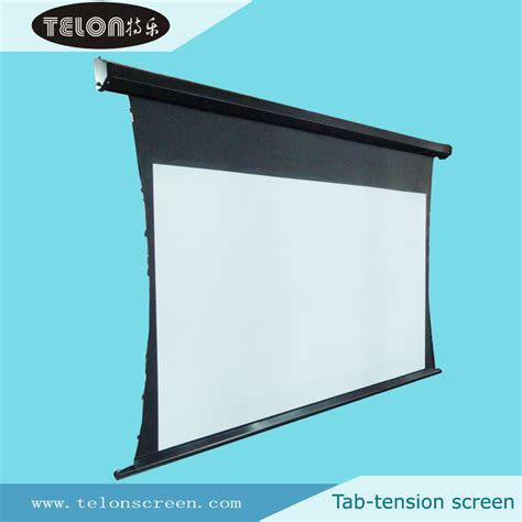 ceiling mounted electric projector screen motorized projector screen ceiling mount