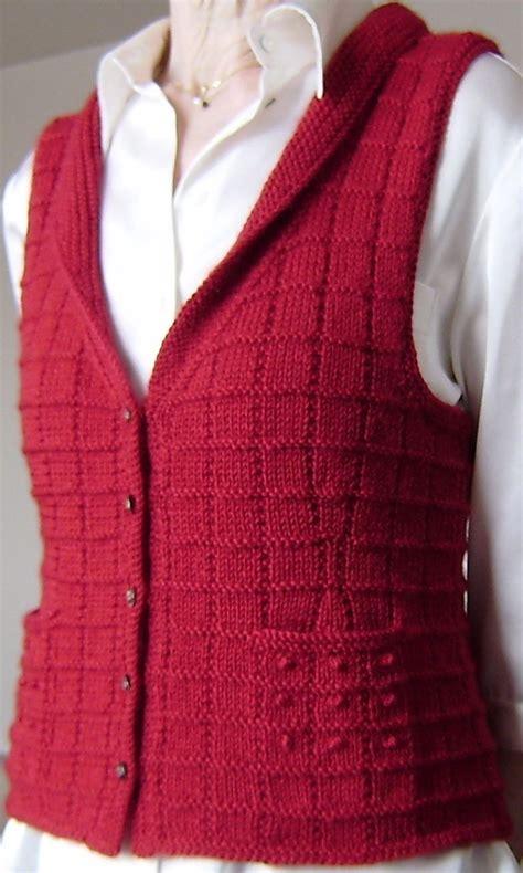 free pattern vest versatile vest knitting patterns patterns ranges and