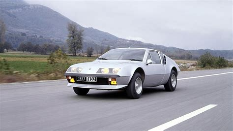 renault alpine a310 engine 1976 renault alpine a310 v6 wallpapers hd images