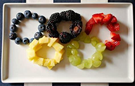 fruit olympics the olympic treat ideas