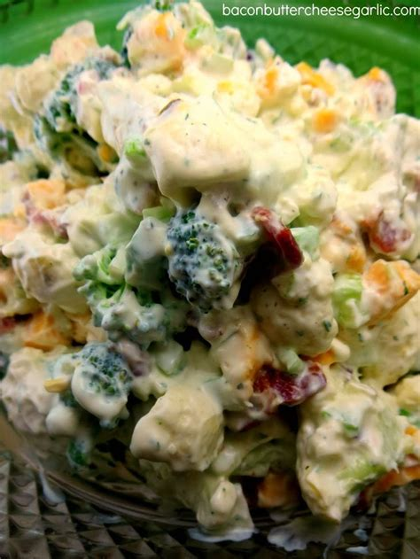 Detox Salad With Broccoli And Cauliflower by Best 25 Broccoli Cauliflower Salad Ideas On