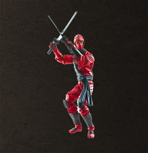 film ninja red gi joe retaliation movie figures including sdcc 2012