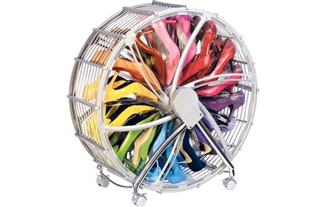 shoe storage wheel bargain shoe wheels pie dishes and window