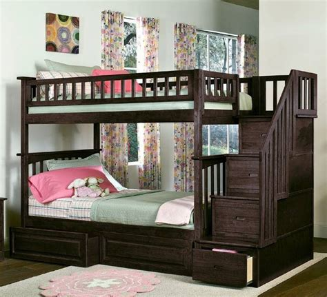 Cheap U Desk Bedroom Bunk Beds With Stairs And Desk For Girls Patio