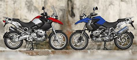 Was Bringt Motorrad Tieferlegung by Bmw R 1200 Gs Upgrade Modellnews
