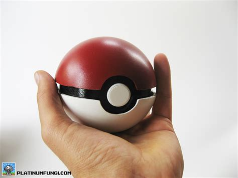 How To Make A Paper Pokeball That Opens - pokeball maker images images