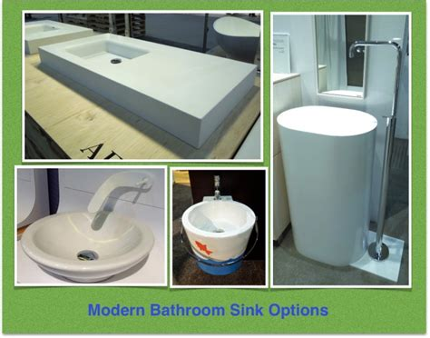 bathroom sink options top 10 decisions to achieve a great bathroom