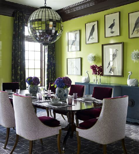 lime green dining room eggplant bedding design ideas