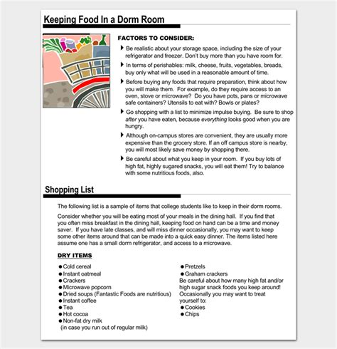 room shopping list food shopping list template 15 grocery lists for word excel pdf