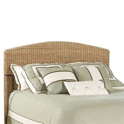 banana leaf headboard home styles cabana banana queen headboard in honey
