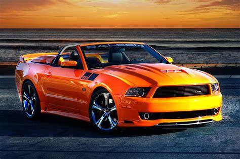 Saleen 351 Mustang begins production   Mustang News