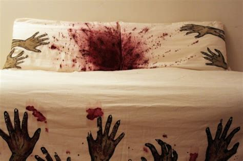 zombie bed sheets limewedge net never sleep alone zombie bed sheets by