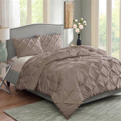 Pintuck Comforter Set by Better Homes And Gardens Pintuck Bedding Comforter Mini