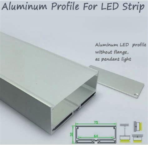 led light channel aluminium channel led channel suspension led