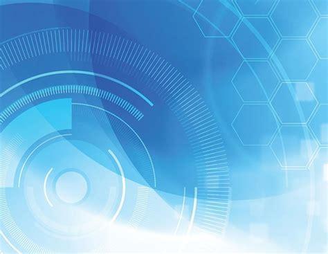 Free Blue Digital Background Vector   TitanUI