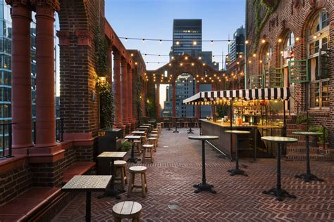 roof top bar manhattan pod launches new micro hotel in brooklyn