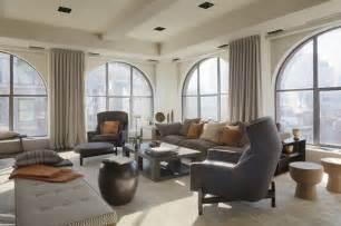 houzz room modern loft living room