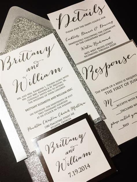 samples of wedding invitations new wedding invitations samples