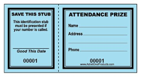 printable tickets for door prizes printable ticket search results calendar 2015
