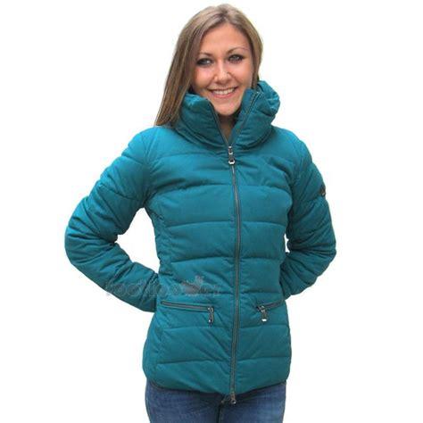 womens bench winter jackets geox women s casual jacket sport fashion w4428b f4047 aqua